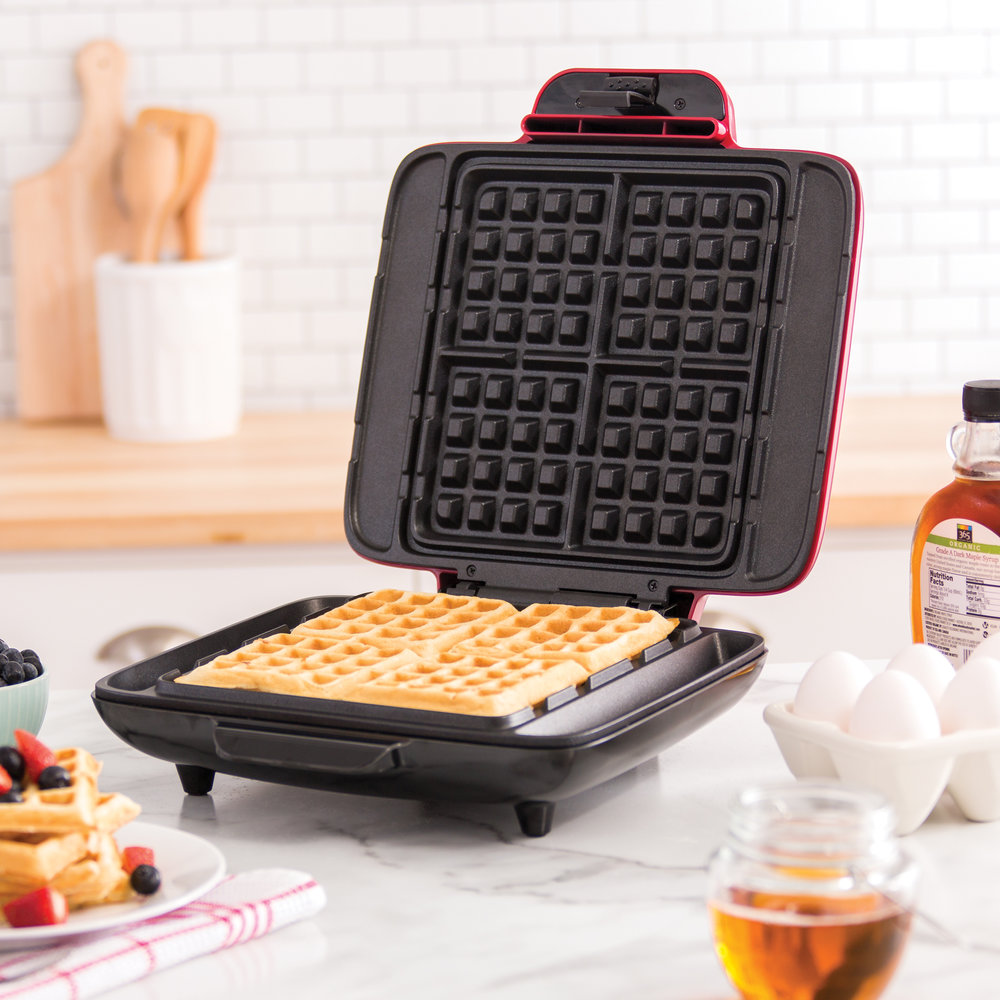They may be a little messy but your friend knows their way around breakfast. The    Dash No Mess Waffle Maker    can help them dominate that Sunday morning brunch without creating a massive mess.