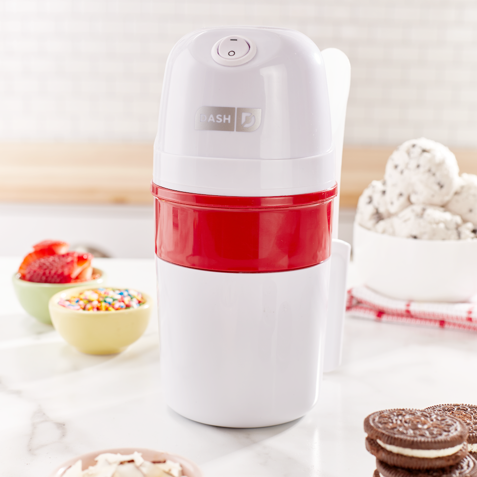 Dash My Pint Ice Cream Maker - A fun, easy way to make homemade ice cream? Check. The perfect stocking stuffer? Check.Get it here.