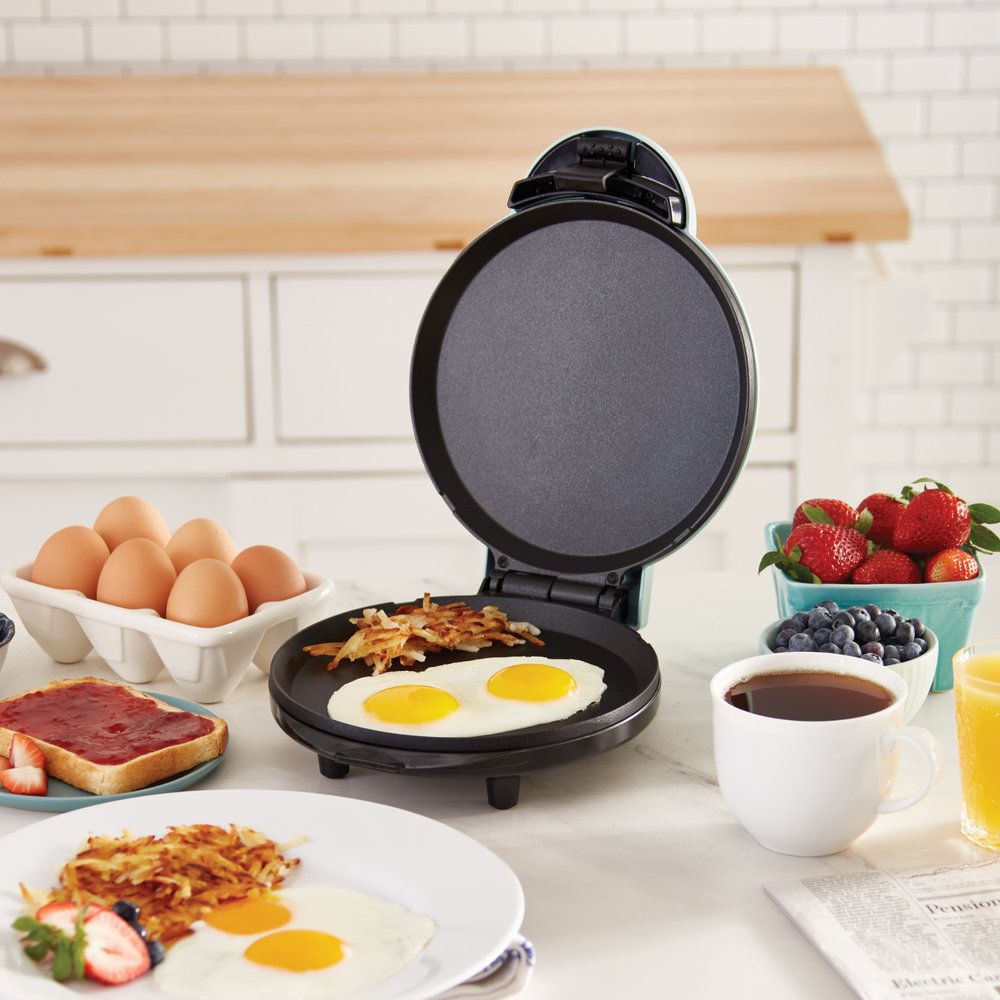 Dash Express Griddle - Make breakfast in a dash! Then make quesadillas, burgers, pancakes, shrimp scampi…the possibilities are endless!Get it here.