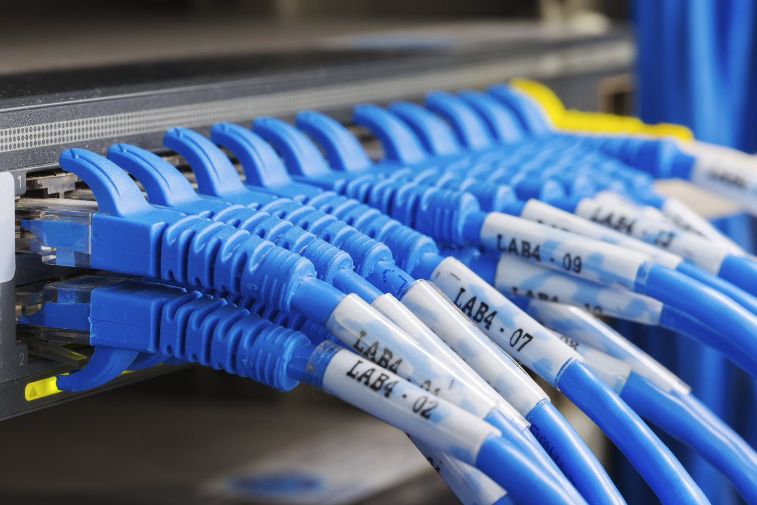 Structured Cabling Home Tech Wiring