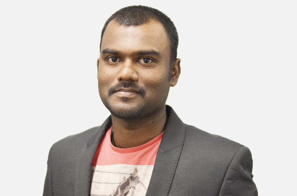 Arun Athisamy - Front End Developer