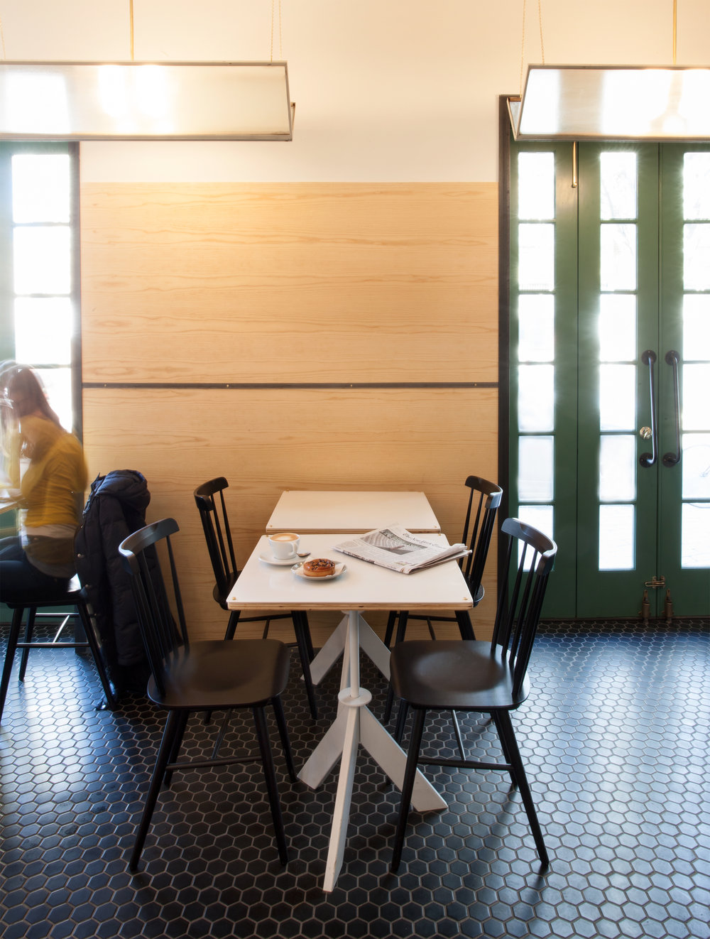 Reserve A Table - Big meeting + no place to have it?Book a table + we'll make sure there's space for you and your group when you need it. Plus get 15% off cafe items. $20/hr Table for 6  |  $10/hr Table for 2Reserve Now