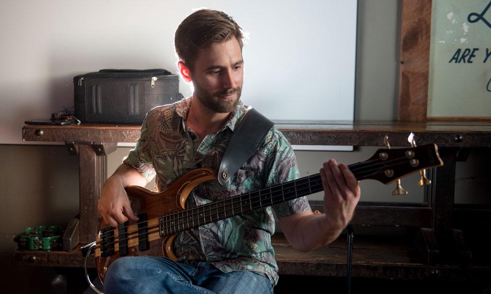 Juno Day guitarist.