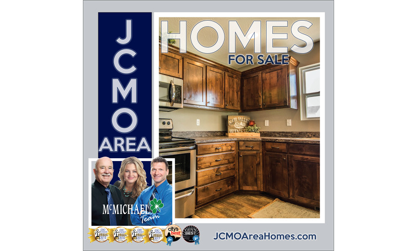 We Publish Listings in Our JCMO Area Homes Magazine For Increased Exposure