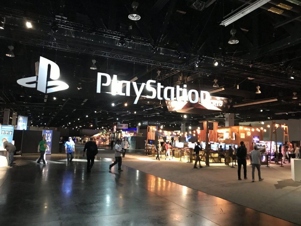 PlayStation PSX expo