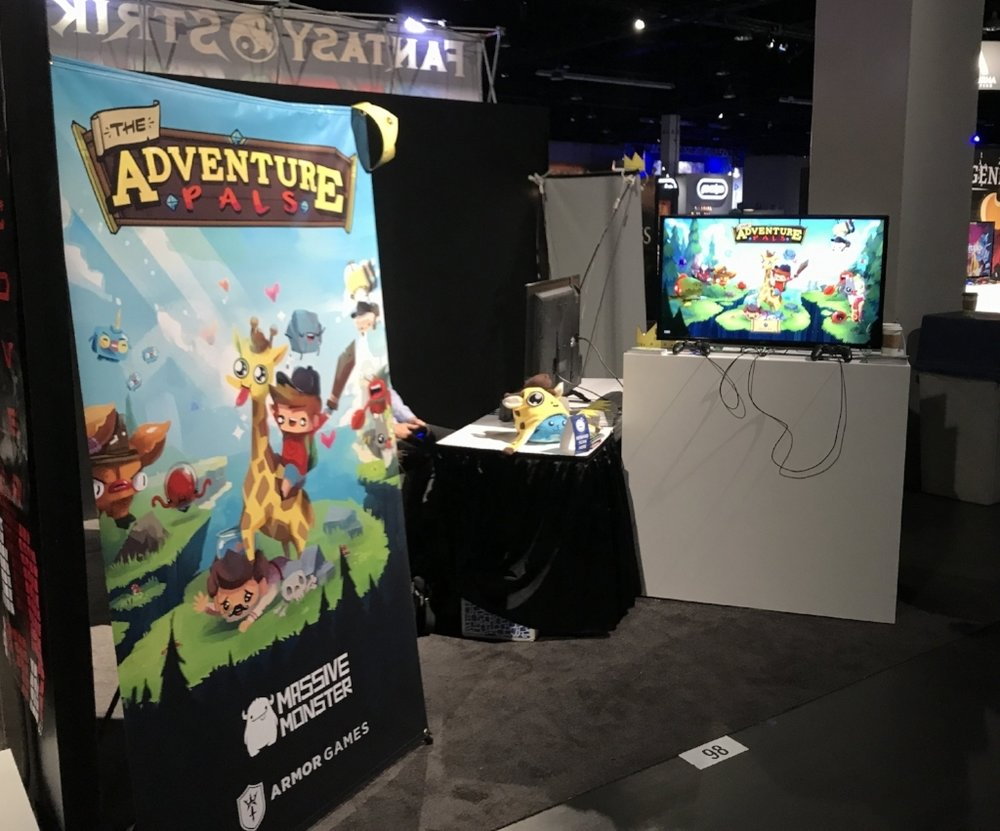 The Adventure Pals ported to PlayStation 4 by DO Games