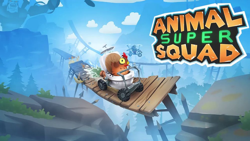 Animal Super Squad - Xbox One