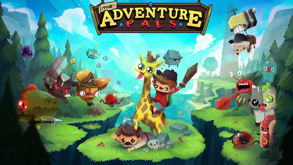 The Adventure Pals - PS4, Steam, Switch, XboxOne