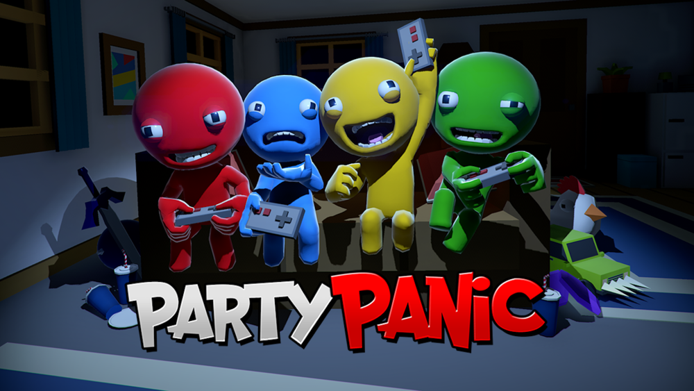Party Panic - PS4, Xbox One