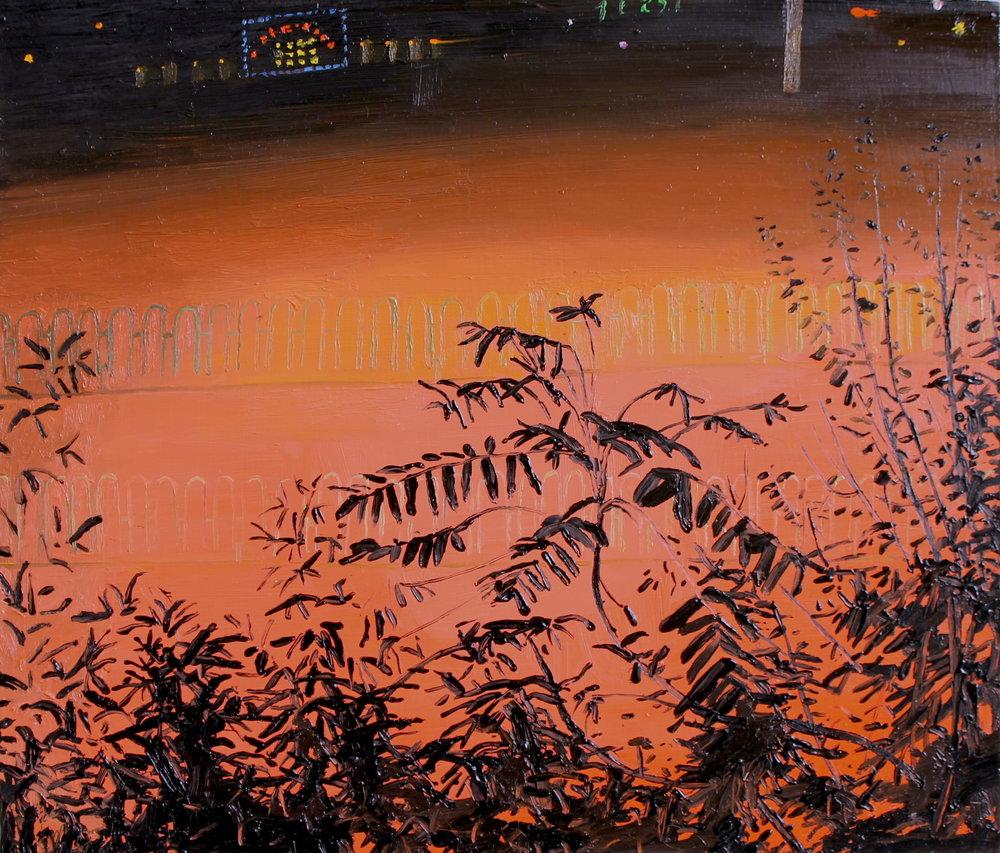 Night Scene China