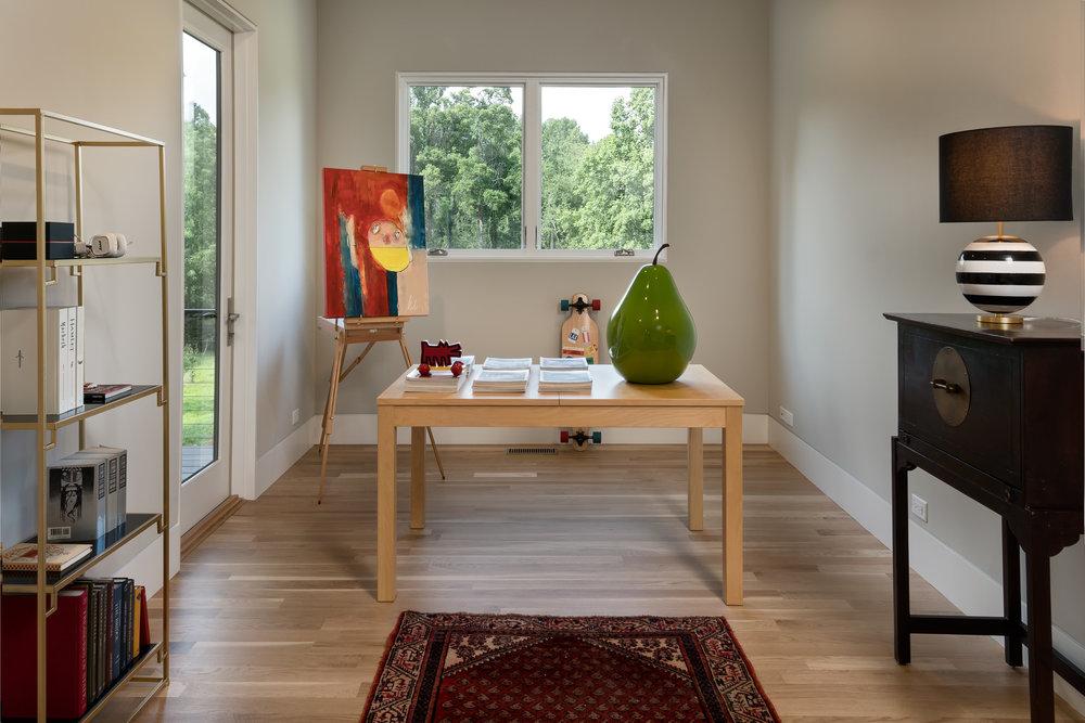 Interior Design : 45 Misty Way : Office