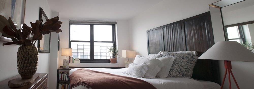 Interior Design : Lenox Hill NYC : Bedroom