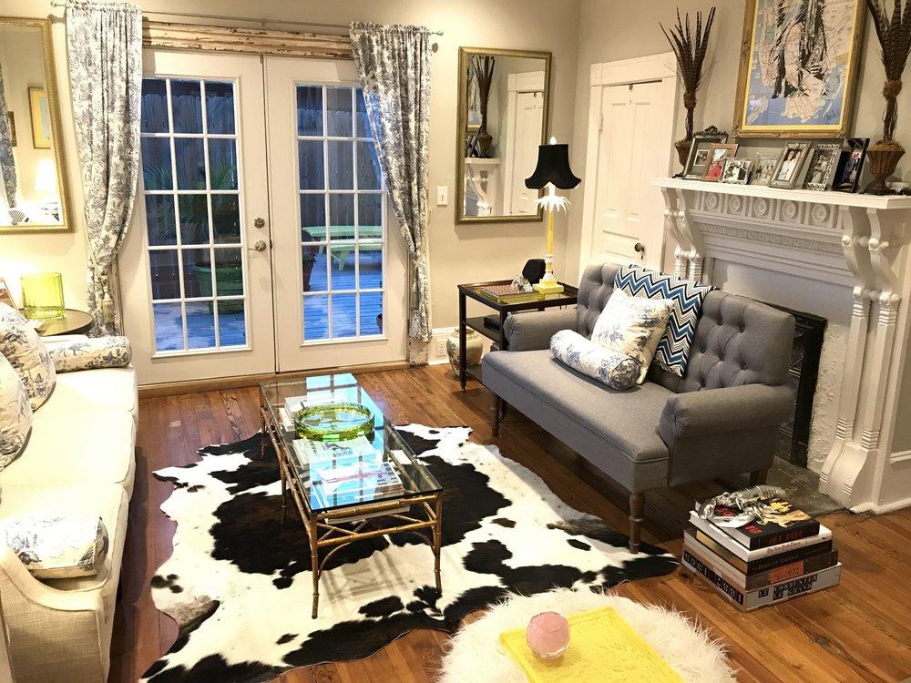 Interior Design : 56 Roberts Street : Formal Living Room