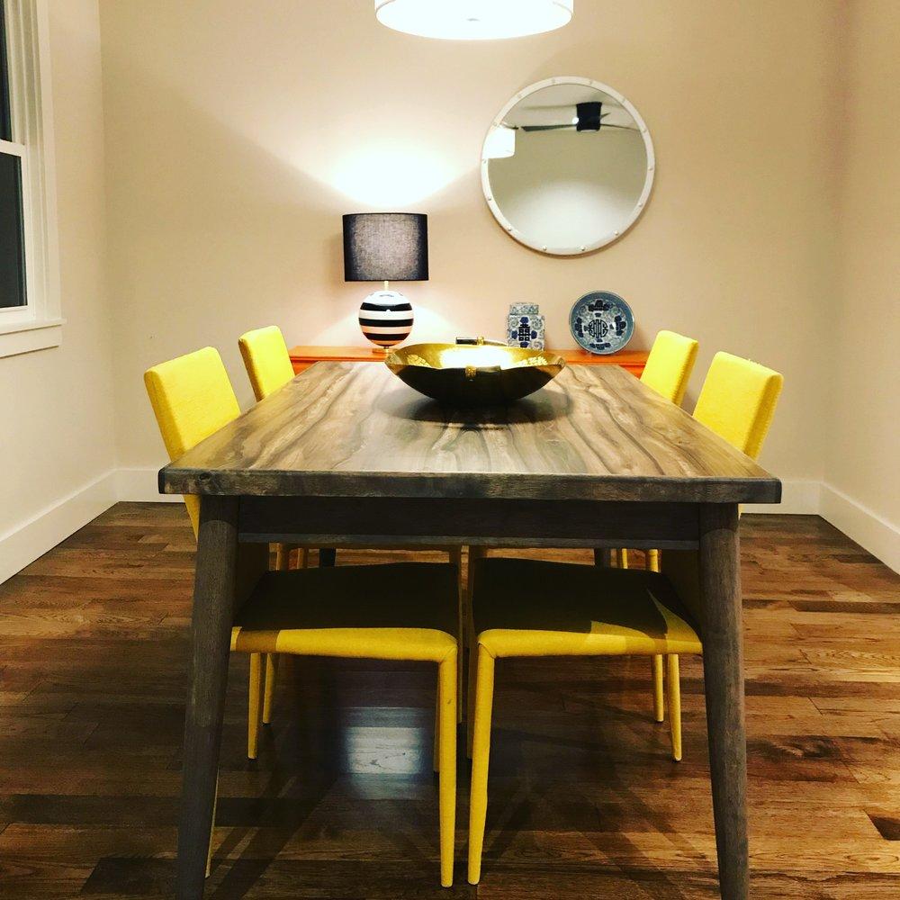 Interior Design : 87 Bee Ridge : Dining Room
