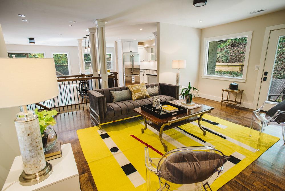 Interior Design Asheville