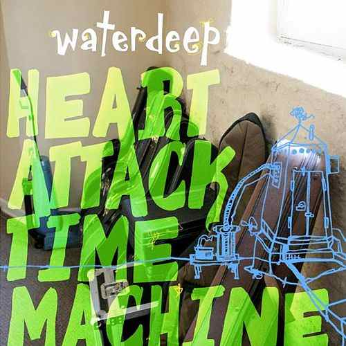 Heart Attack Time Machine - waterdeep