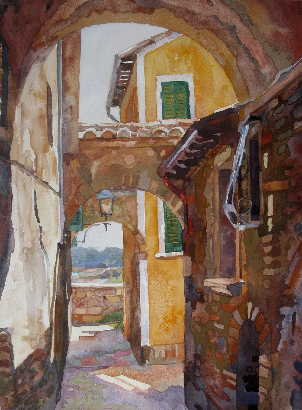 Montepulciano Village