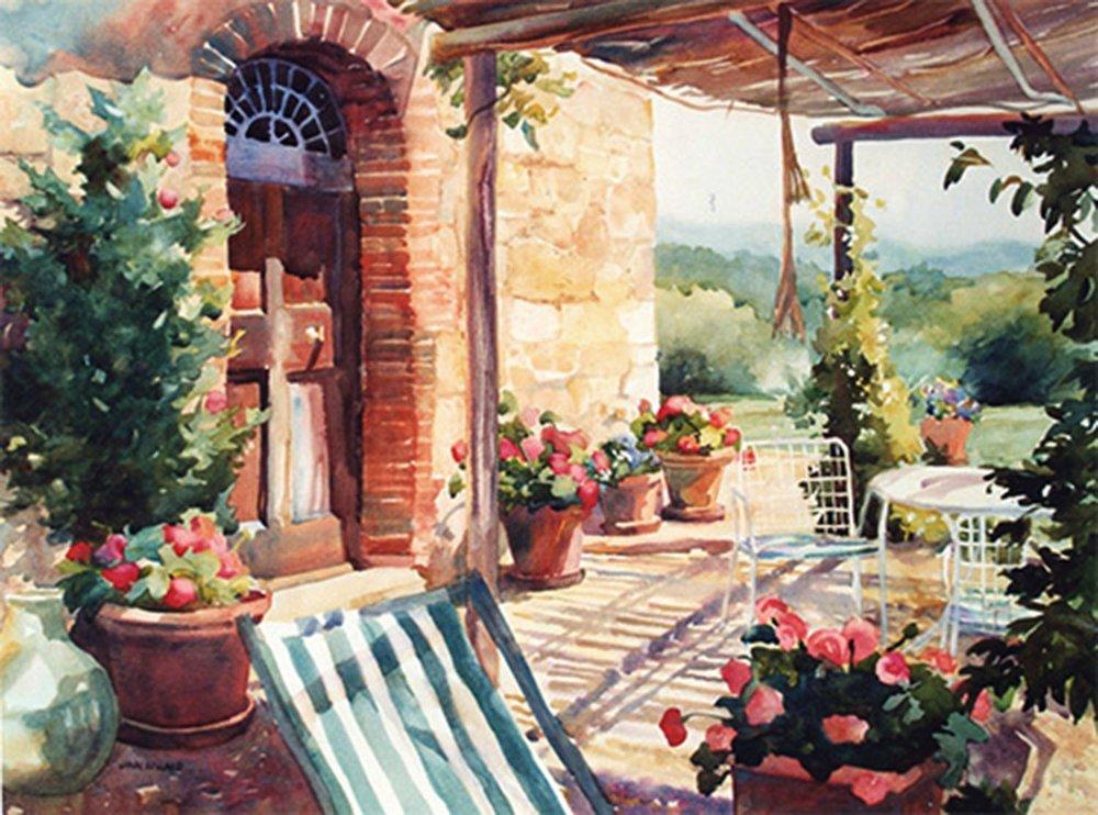 Bed & Breakfast, Tuscany
