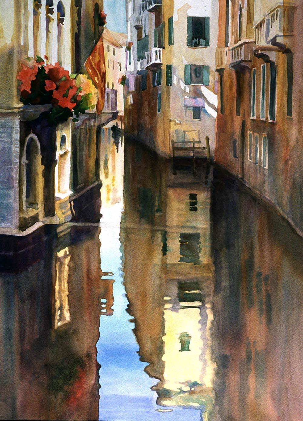 Rio Menuo de la Verona, Venice