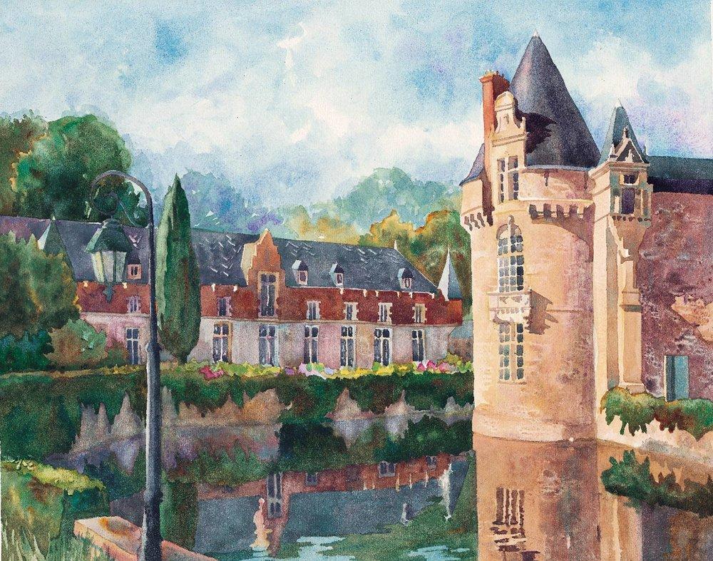 Château Esclimont, Burgundy