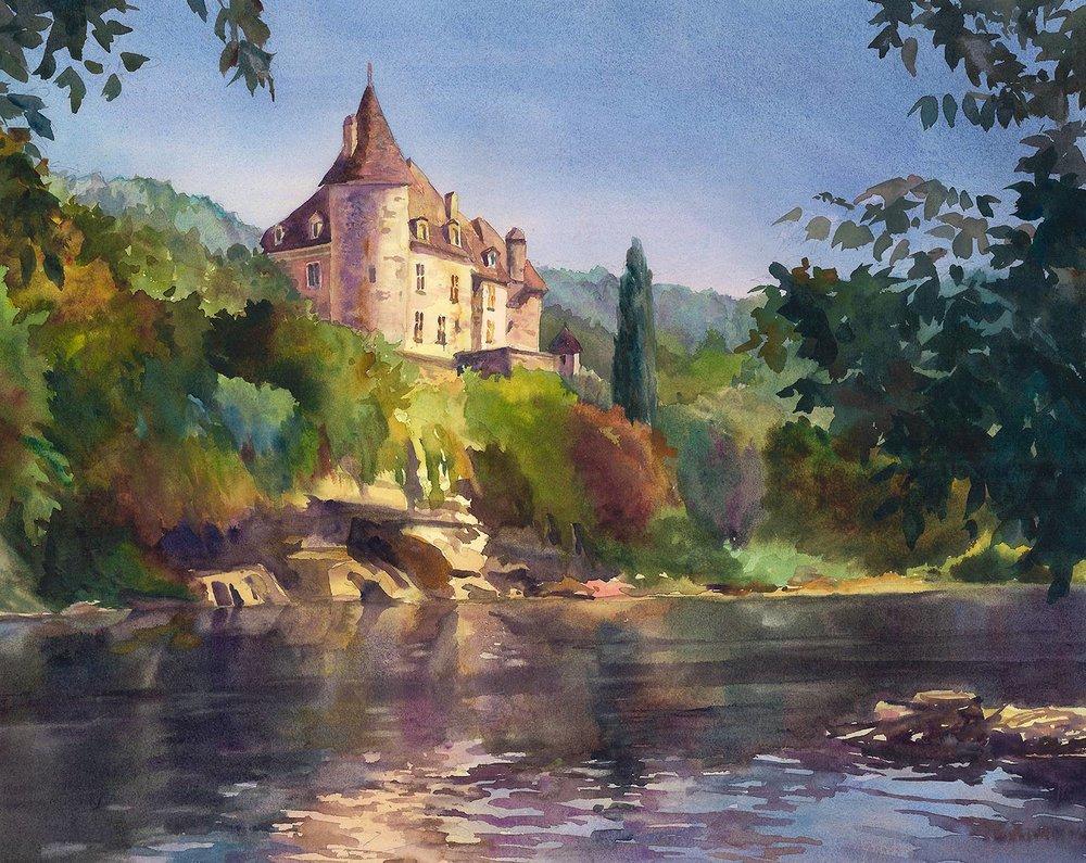 Château de la Treyne, Dordogne