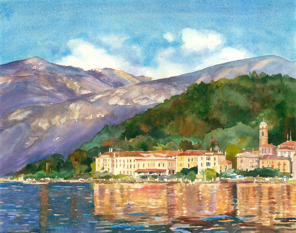 Villa Serbelloni, Lake Como