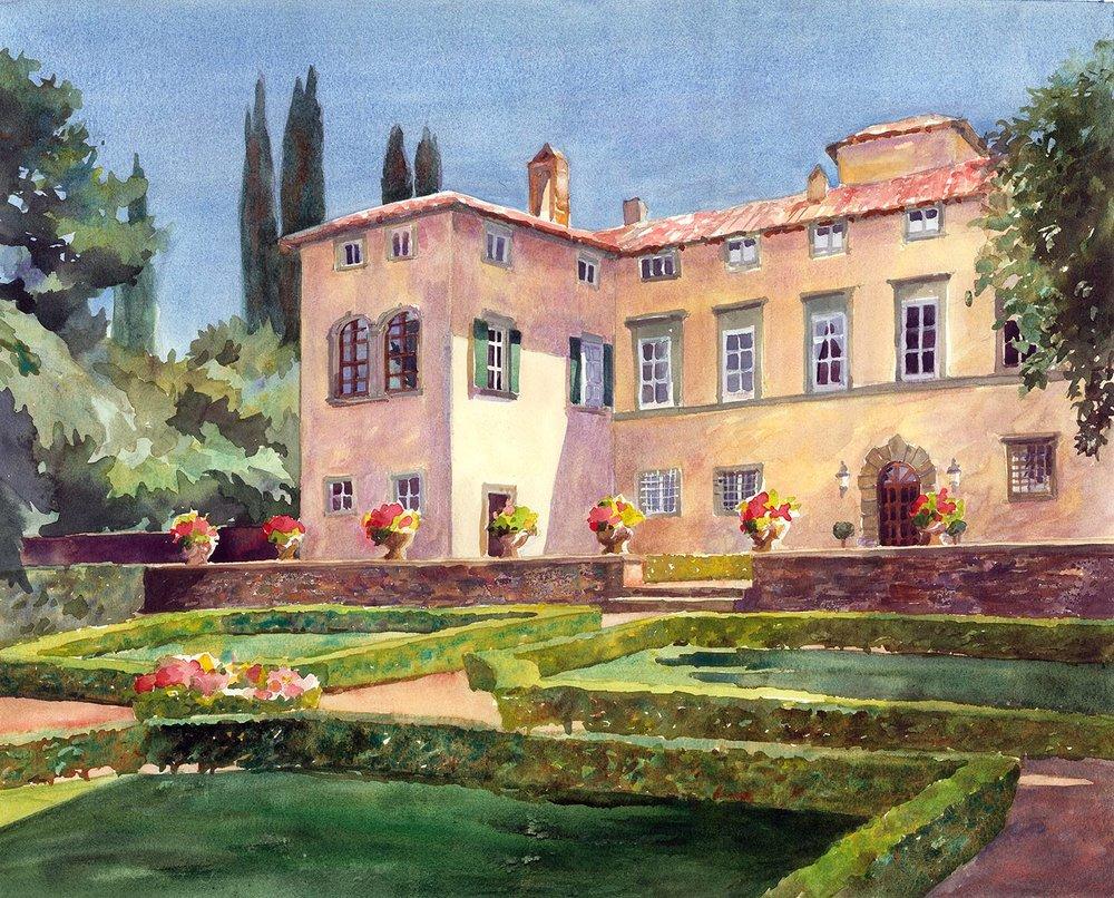 Villa di Pazzano