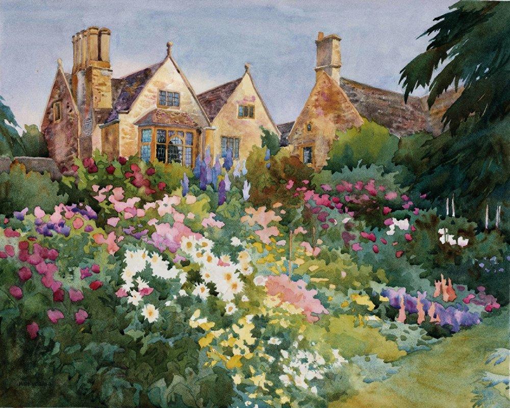 Hidcote Garden, Cotswolds