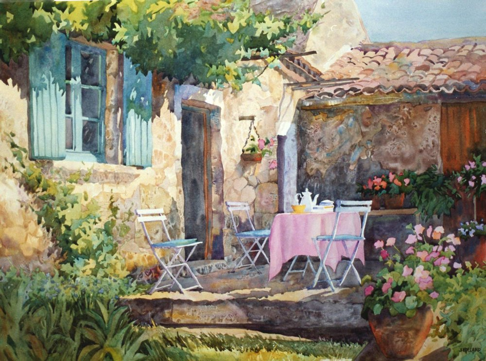 Afternoon in Provence