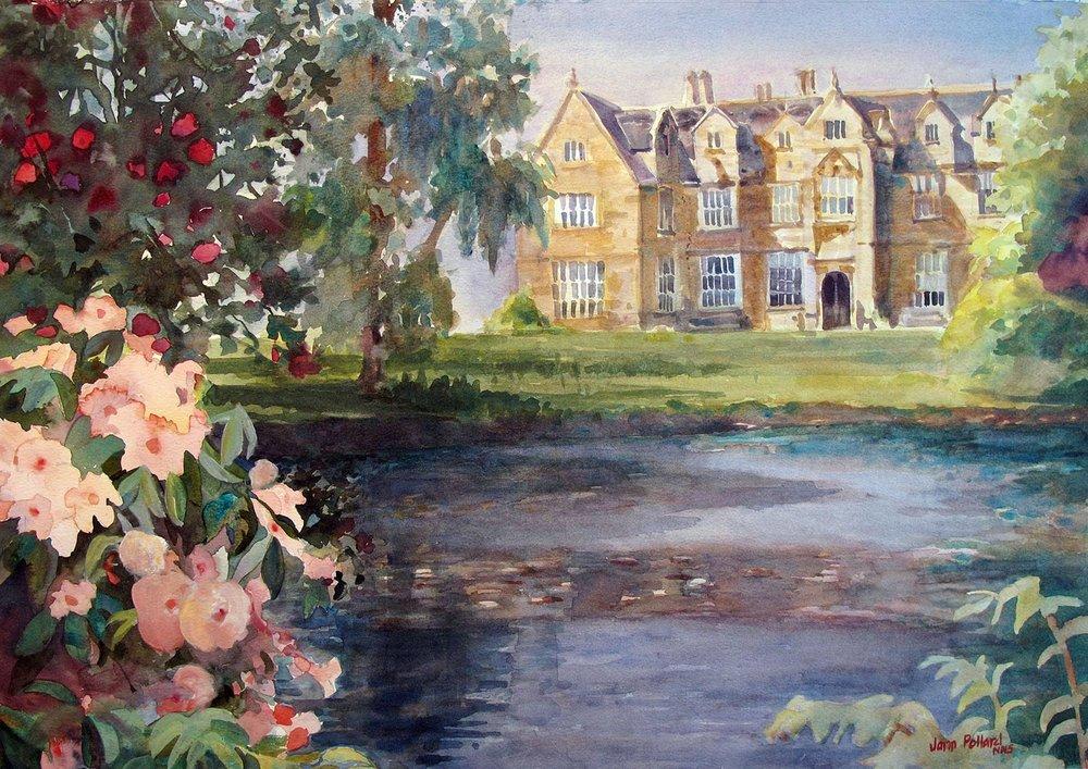 Wakehurst Garden, England