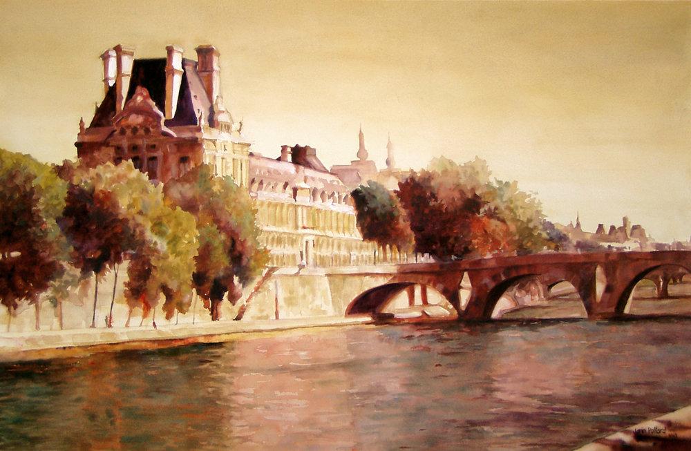 Moods of the Seine III