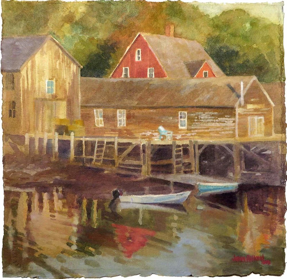 Kennebunkport Reflections