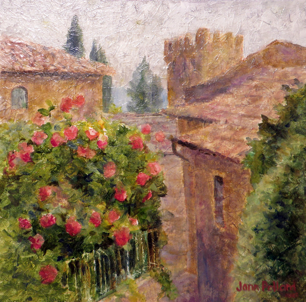 Monteciello Village Roses