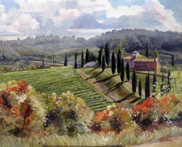 Chianti Backroads 2