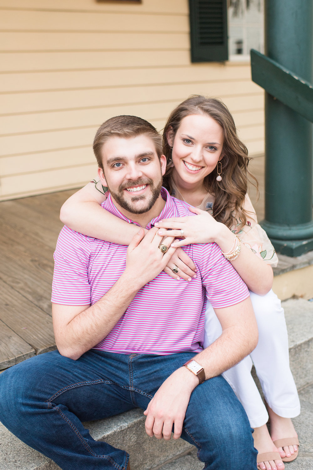 Anna McAlister & Tyler Leaphart - Wedding on March 30, 2019