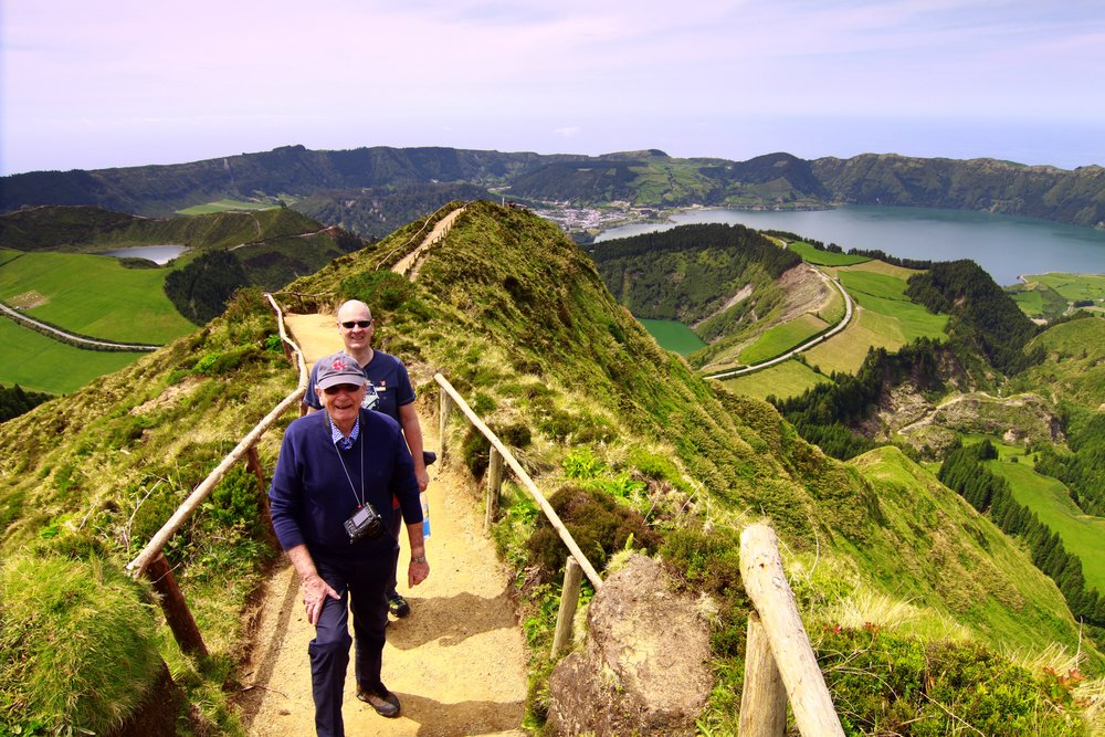 Sete Cidades -  Cruise Excursion #1