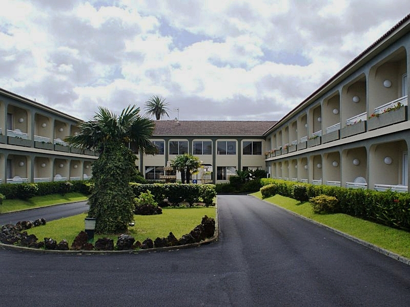 3* Hotel Canadiano - São Miguel