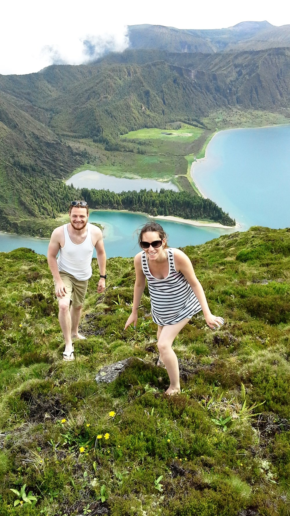 Lagoa do Fogo  -  Cruise Excursion #3