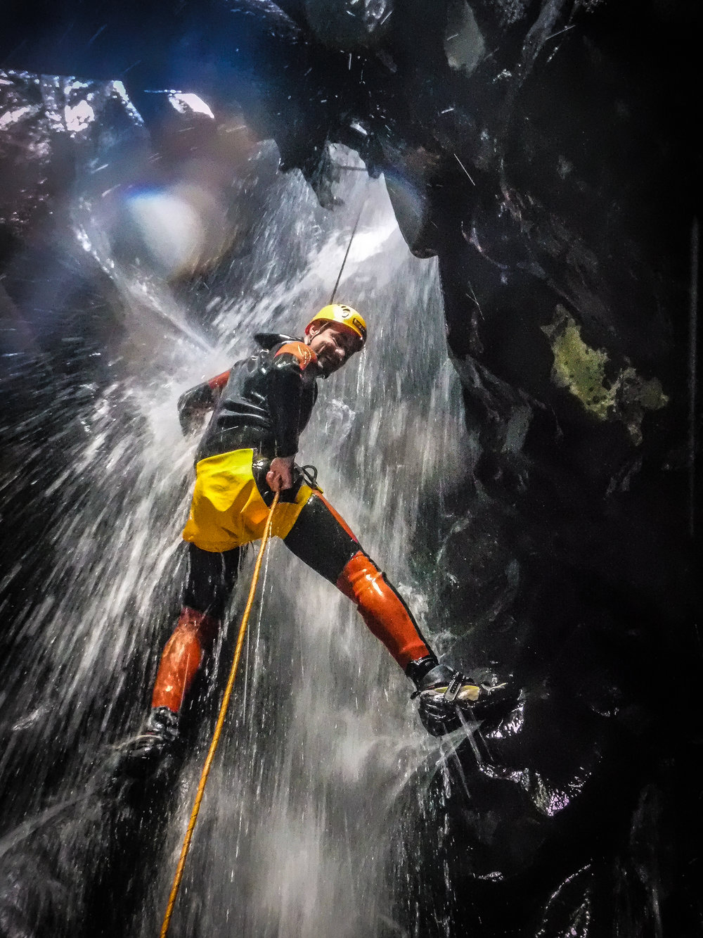 Fun Activities (Canyoning)