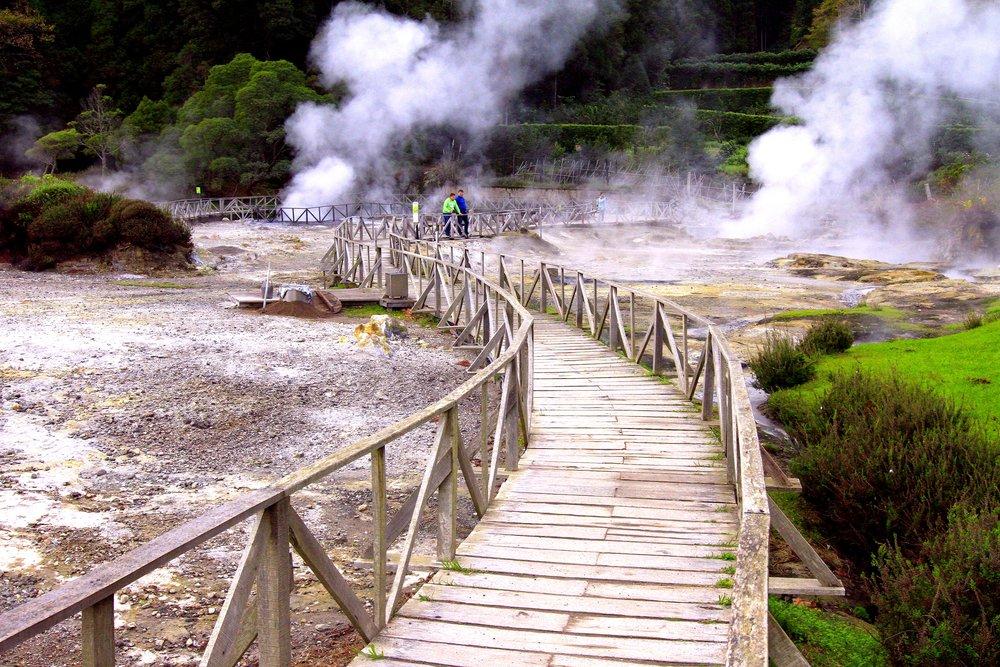 Furnas & Hot Springs - Learn More