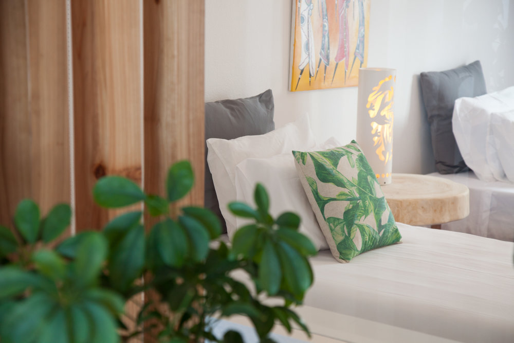 Azores Accommodation Villa Terra Bedroom single bed - Azores Connections.jpg