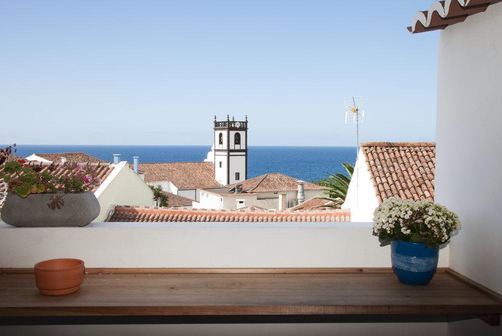 Azores Accommodation Villa Terra Balcony - Azores Connections.jpg