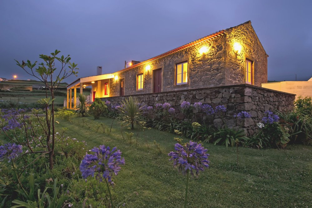 Azores Rustic Cottages - At home with nature!