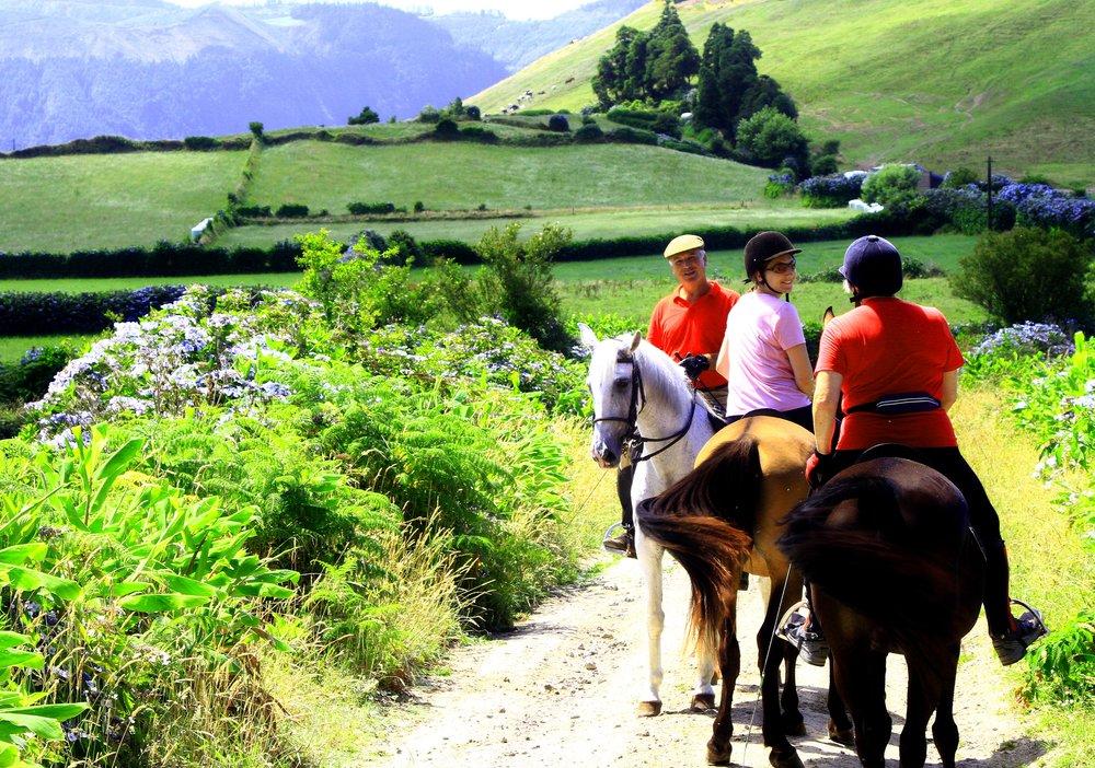 Land Activities (Horse Riding São Miguel)