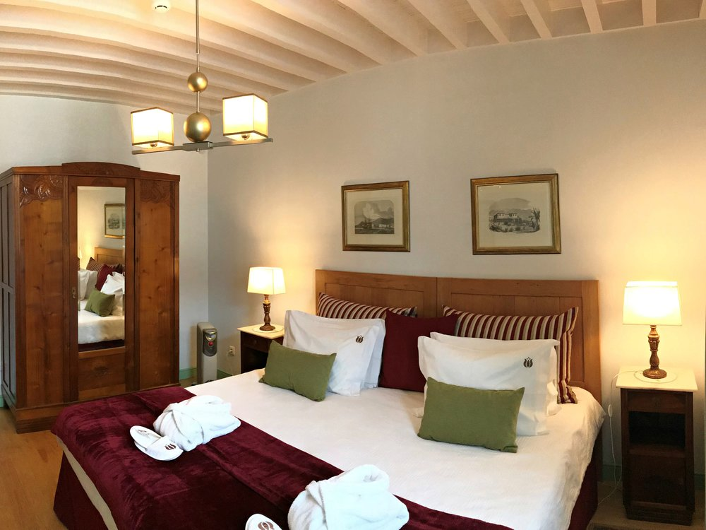 Sao Miguel Holiday Cottage Bedroom 2 - Azores Connections.jpg