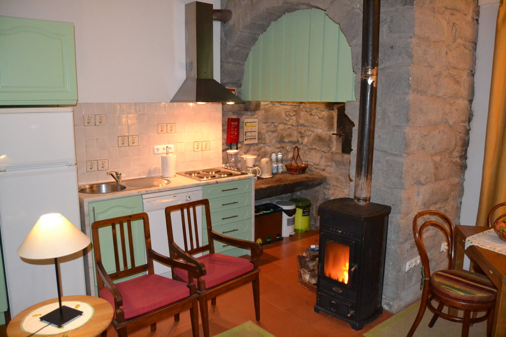 Sao Miguel Holiday Cottage Kitchen - Azores Connections.JPG