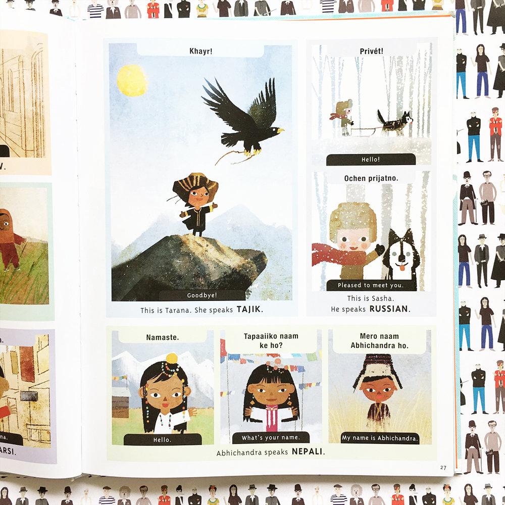The Hello Atlas | Books For Diversity
