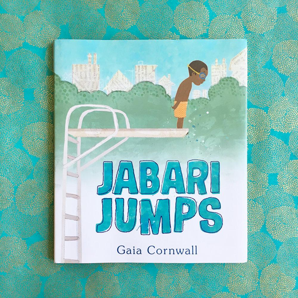 Jabari Jumps | Books For Diversity