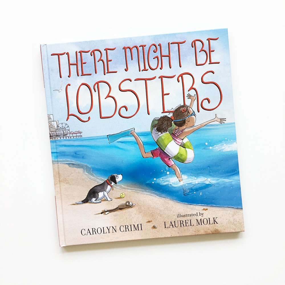 There Might Be Lobsters | Books For Diversity