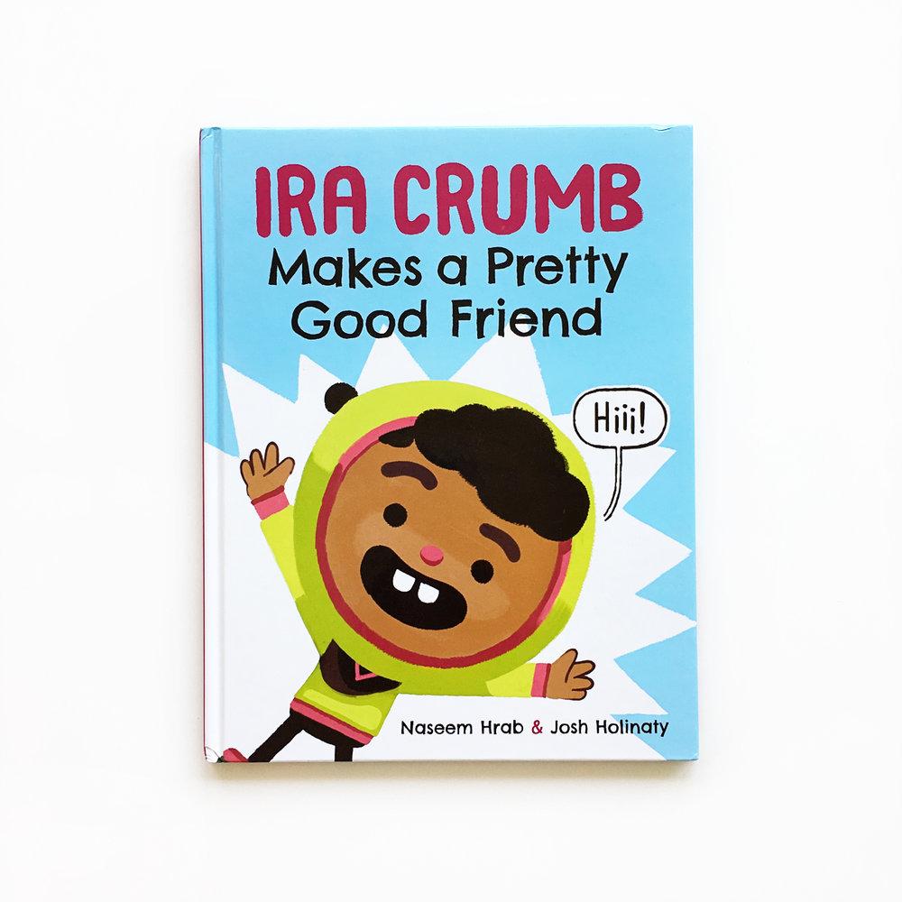 Ira Crumb Makes a Pretty Good Friend | Books For Diversity